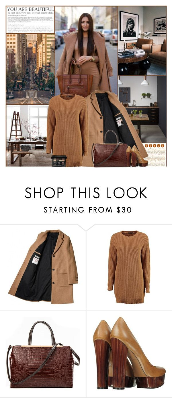 """""""Let Your Beauty Shine"""" by kittyfantastica ❤ liked on Polyvore featuring Boohoo, Dasein, Rachel Zoe and Bobbi Brown Cosmetics"""