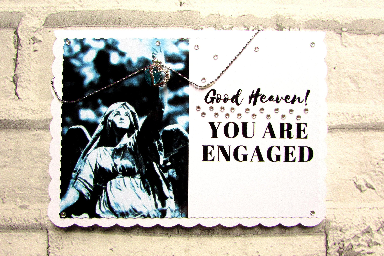 Funny Enement Card, Cute Enement Greeting card, Getting ...