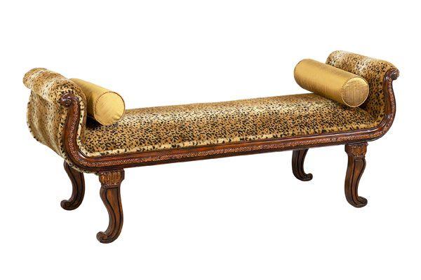 Lovely Cleopatra Bench