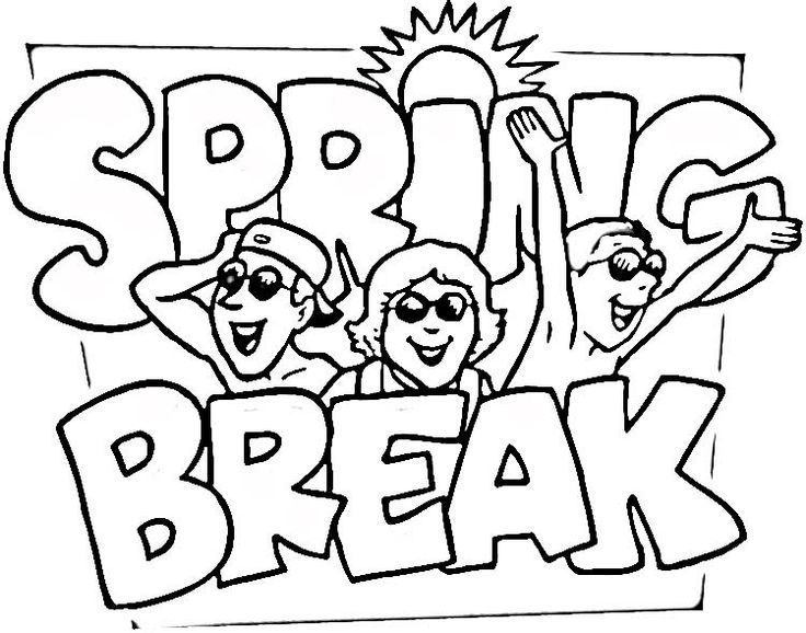 Pin By Easter Spring On Coloring Spring Spring Coloring Pages Coloring Pages Free Coloring Pages