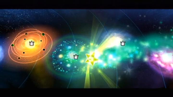 super mario galaxy 2 green stars -#main