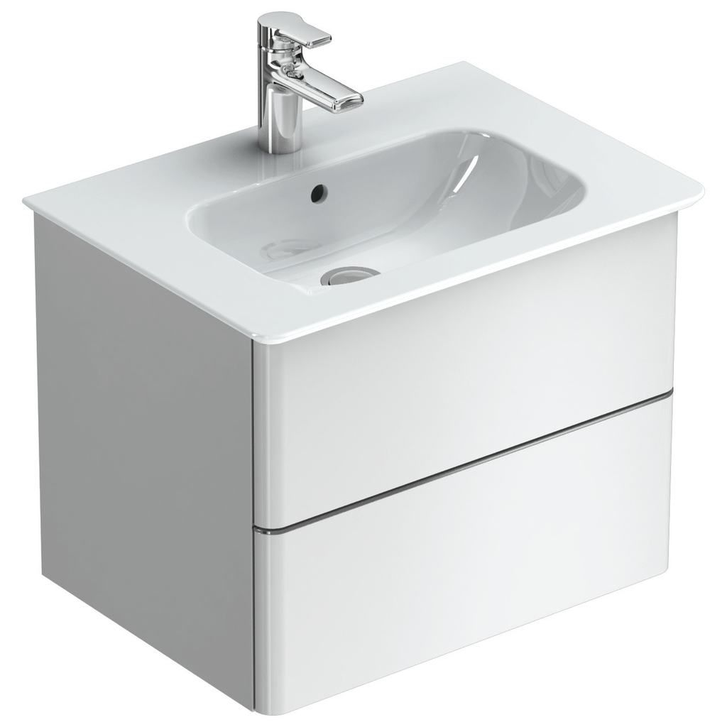 Szafka pod umywalkę 60 cm smooth mode ideal standard (With