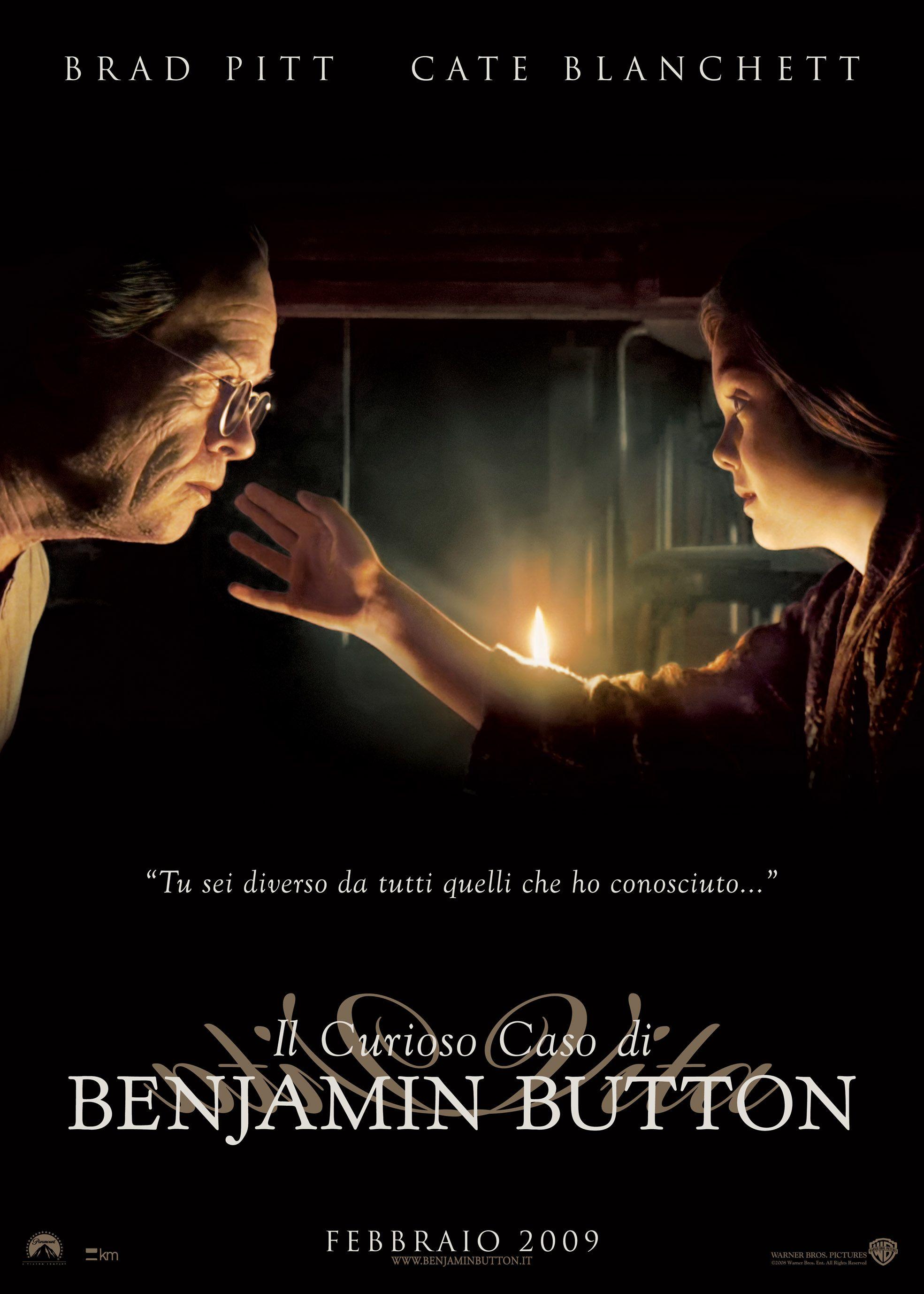 DUBLADO BUTTON ESTRANHO BAIXAR DE BENJAMIN CASO O