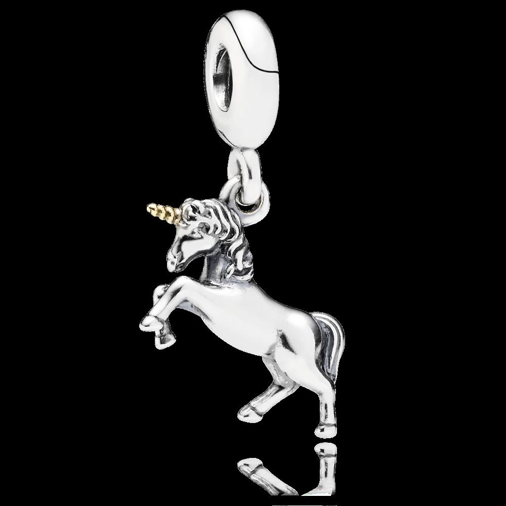 charms pandora caballo