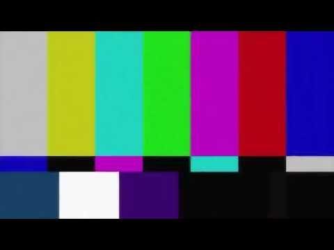 Efek Video Tv Rusak Youtube Kartu Kertas Desain Logo Bisnis Kartu