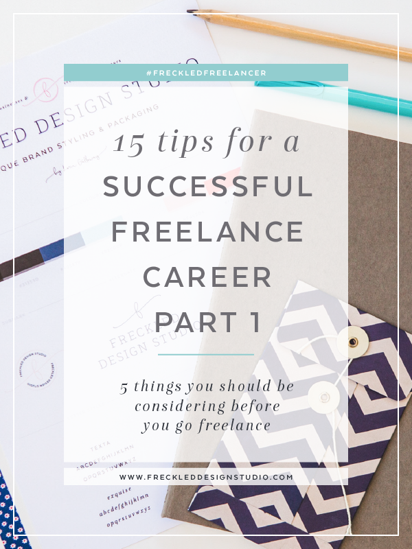 15 Tips For A Successful Freelance Career Part 1 Blogging