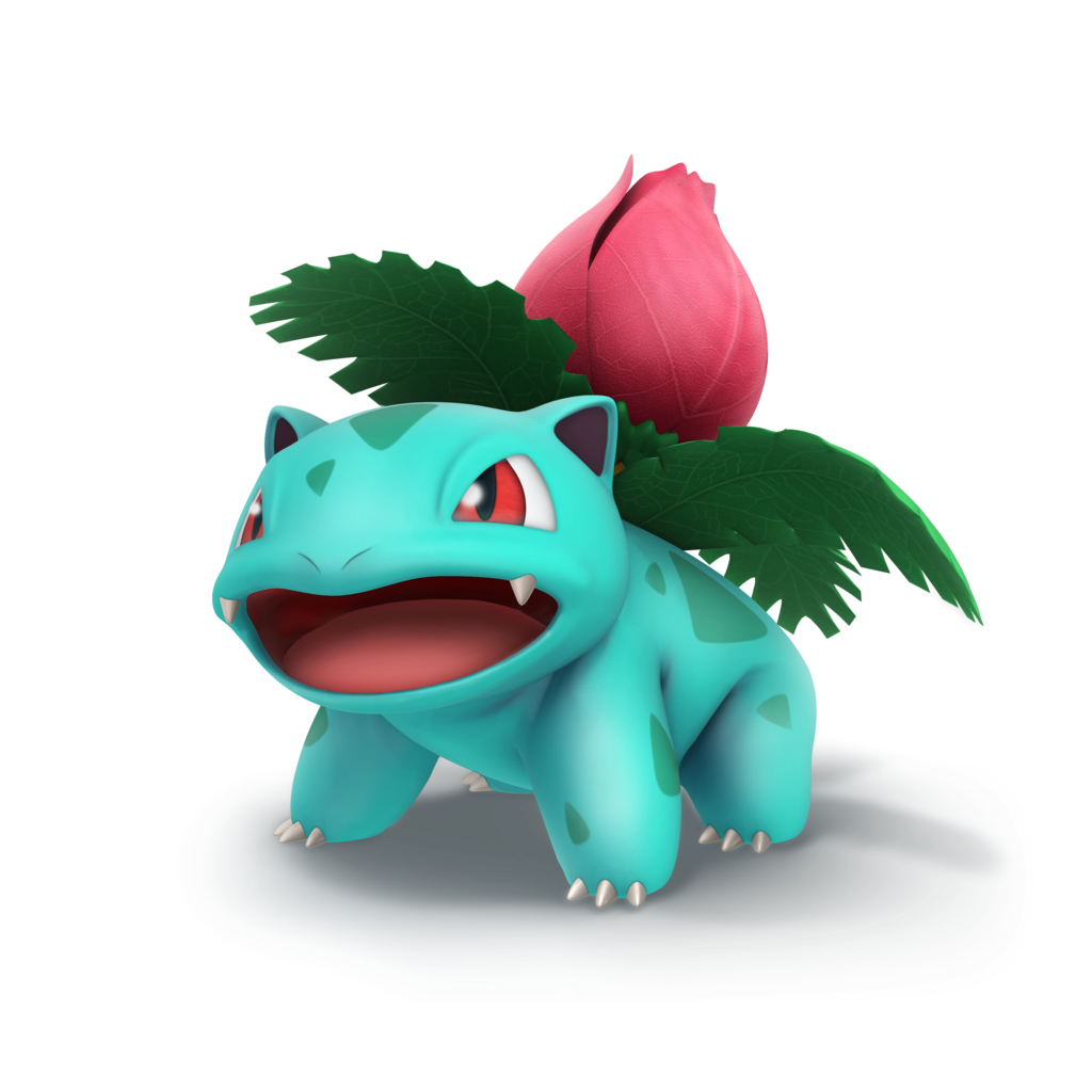 Image Result For Ivysaur 3D