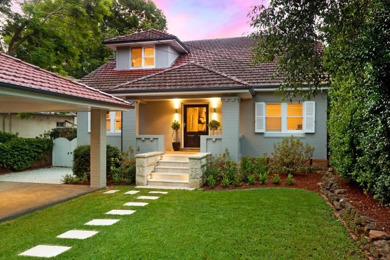 Being Based On The North Shore In Sydney I Am Often Consulting Home Renovations Or Redecorations Of Californian Bungalows Federation Homes