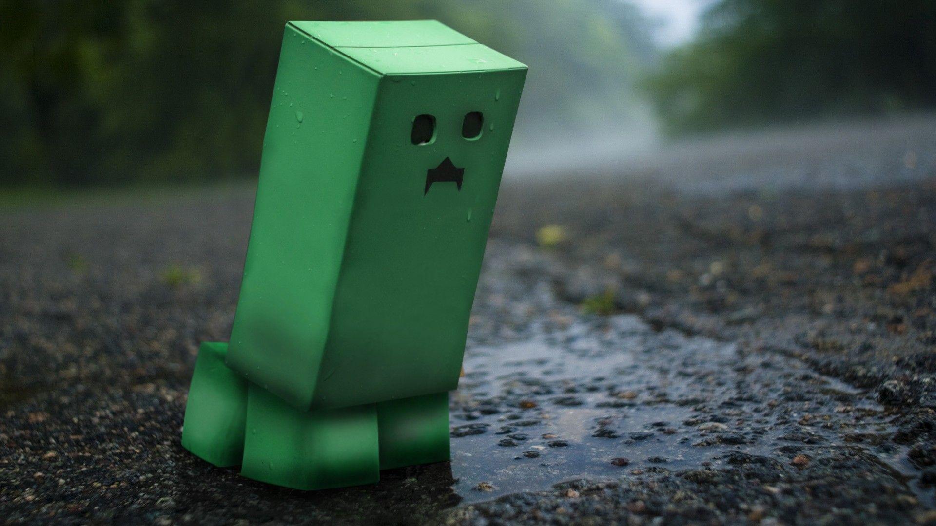 Creeper Minecraft Images
