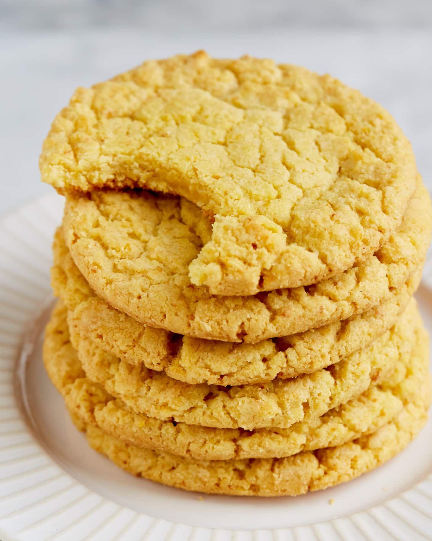 Corn cookies recipe milk bar cookbook milk bar