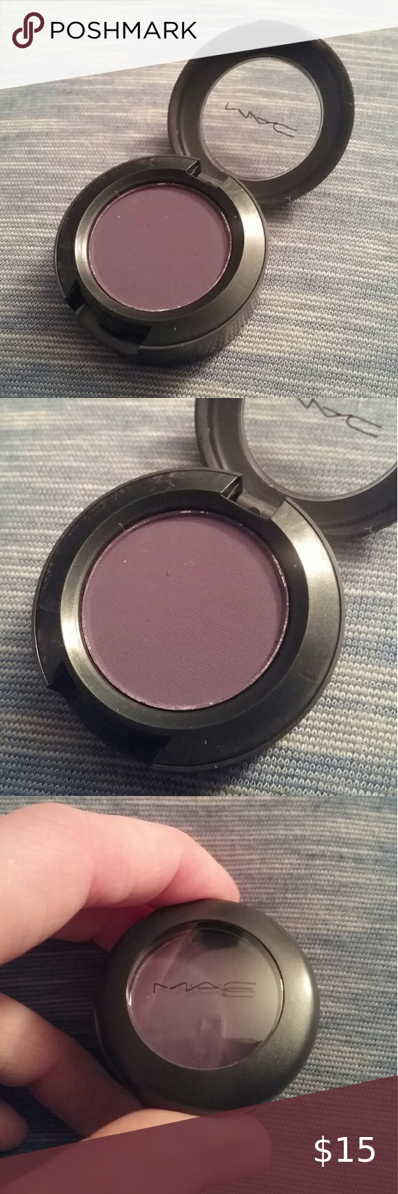 5/ 50 MAC Indian Ink Single Eyeshadow in 2020 Single
