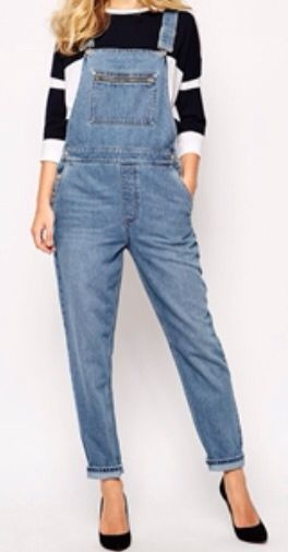 Dungarees that I will get made in Vietnam, I have brought a vertical striped fabric that I will make them out of!