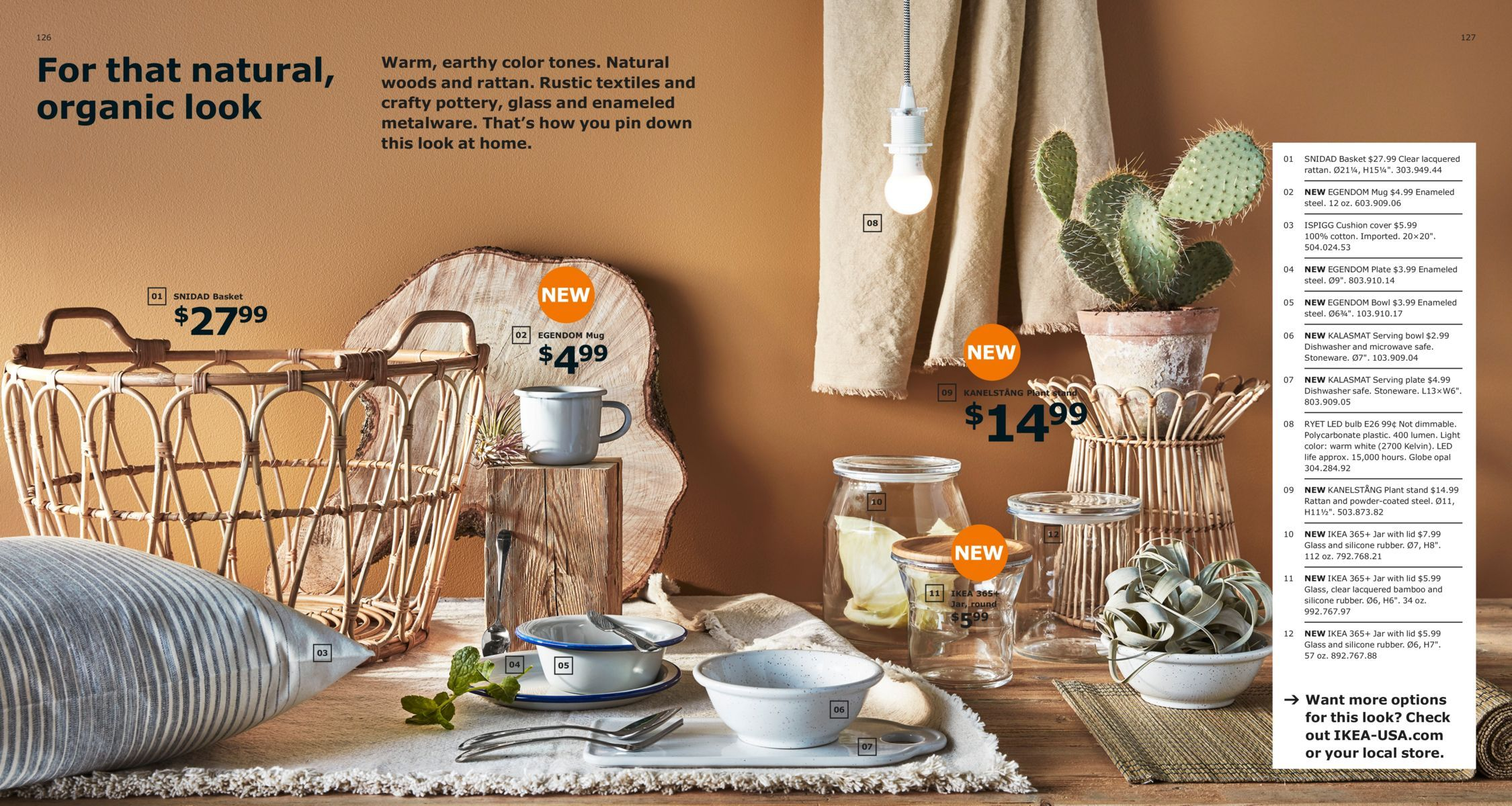 Home recourceful and loving it ikea catalog renovation
