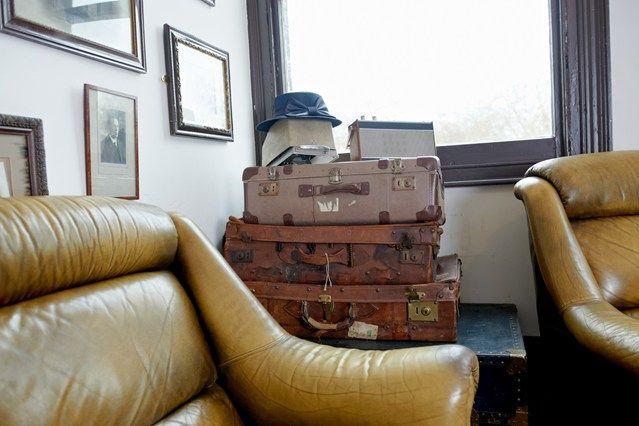 Vintage Suitcases - Hipster Style Home Ideas – Retro Interior Ideas (houseandgarden.co.uk)