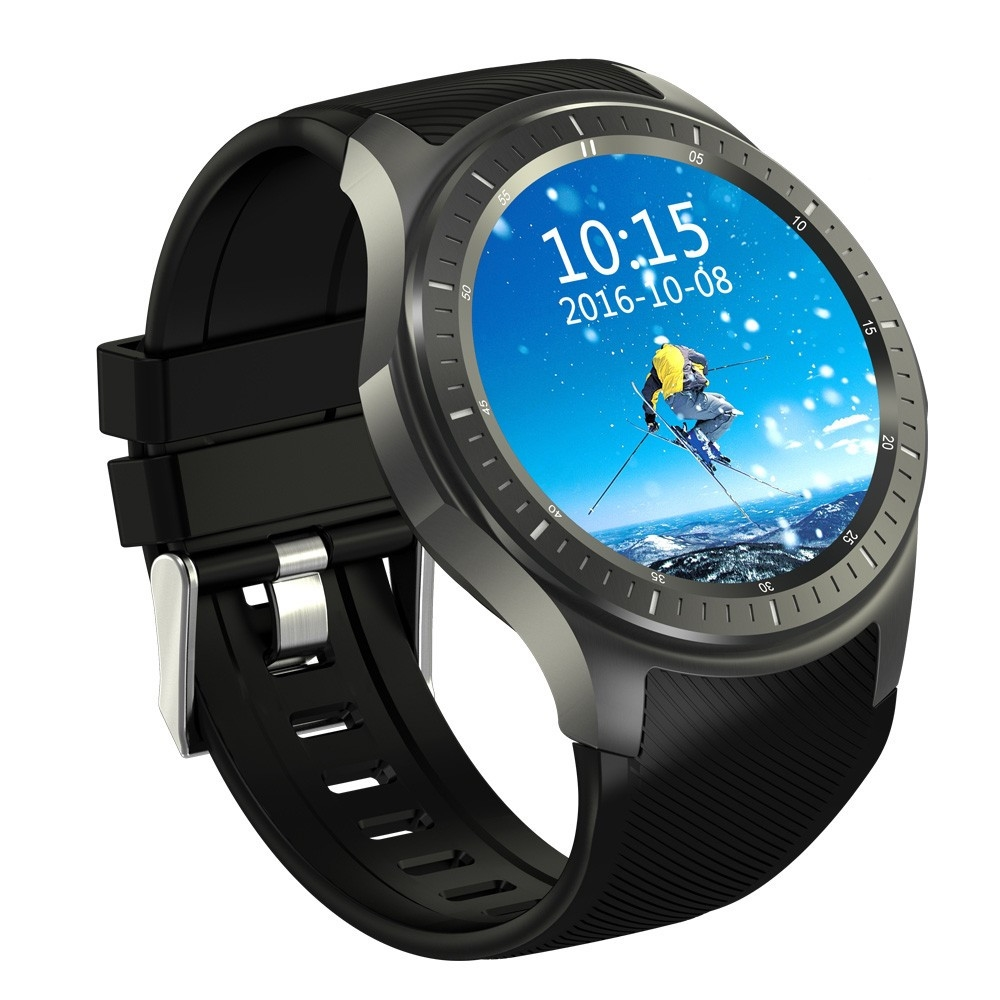 160.57$  Buy here - http://ali2sb.worldwells.pw/go.php?t=32782438317 - 2017 New DM368 Bluetooth Smart Watch Health Wrist Bracelet Heart Rate Monitor BK RAM 512MB+ ROM 8MB Support SIM Card #EB