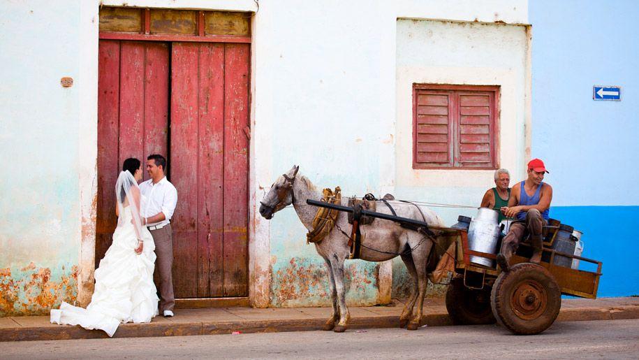 Destination Wedding:  Cuba