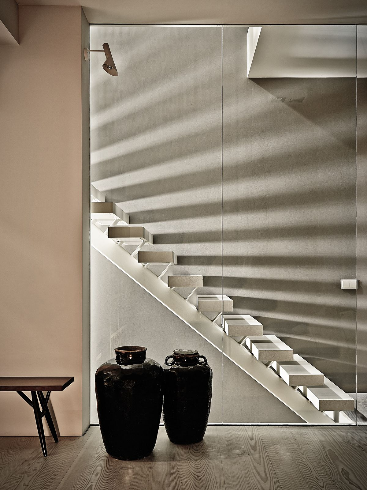 Staircase Architecture Annabell Kutucu