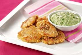 Baby Food Recipes Crumbed Chicken Fingers