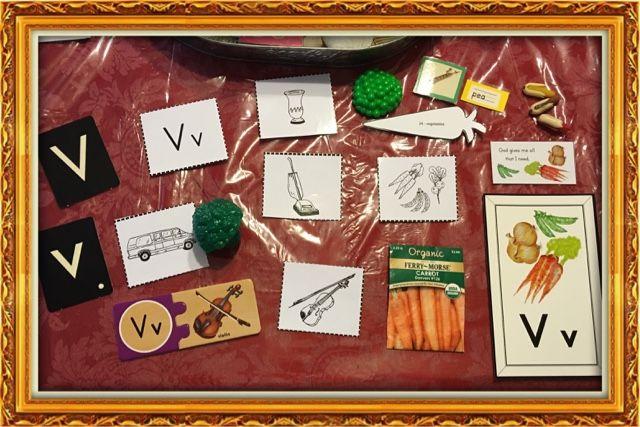 Four Seasons Christian Academy : My Father's World: Unit 24 Vegetables