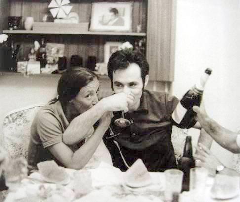 Oriana Fallaci and Alexandros Panagoulis