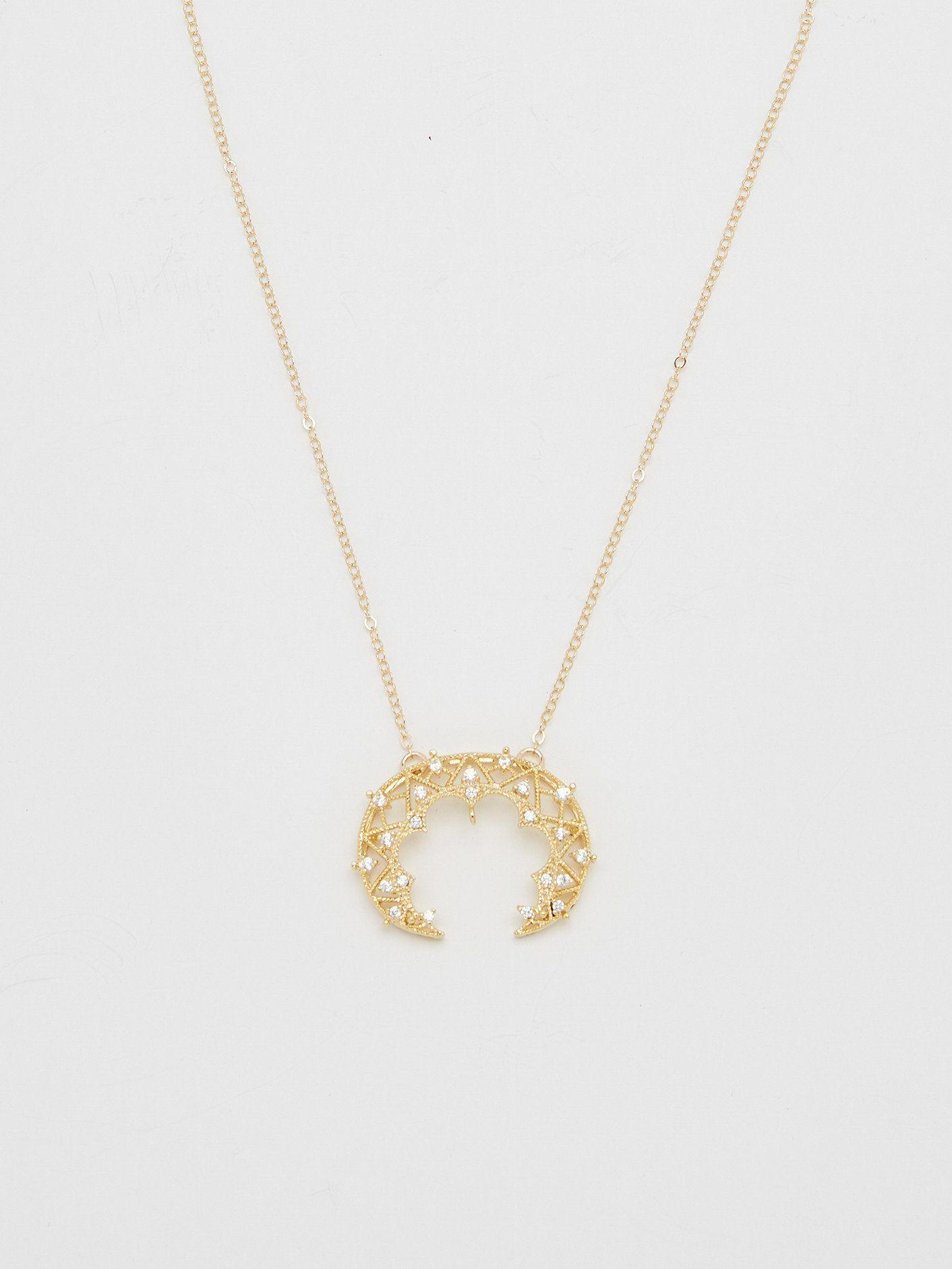 DH Long Necklace