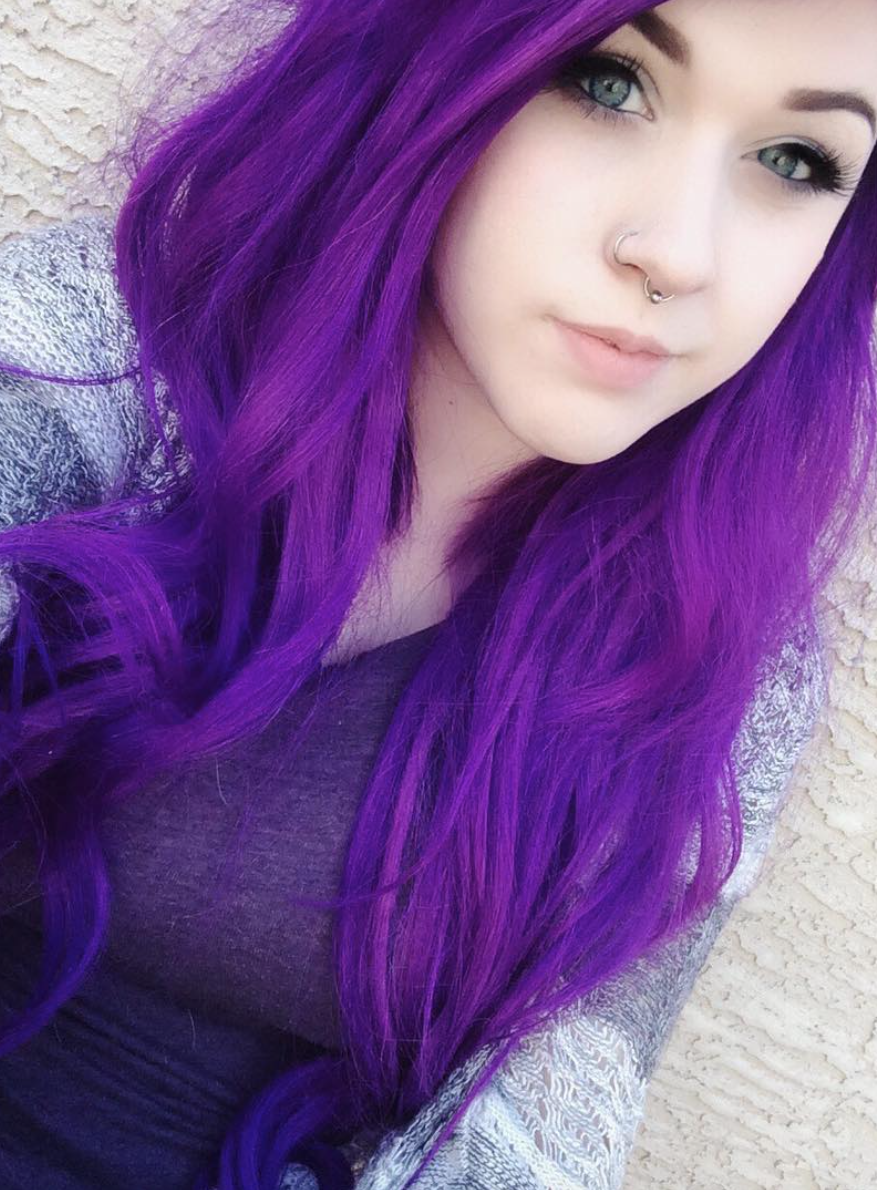 Arctic Fox Purple Rain Mixed With A Touch Of Violet Dream
