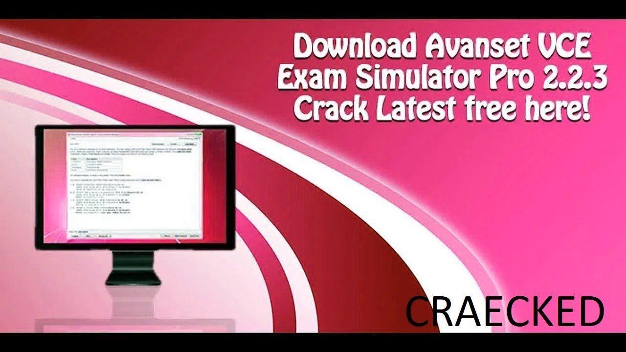 vce exam simulator 2.4 1 software and crack