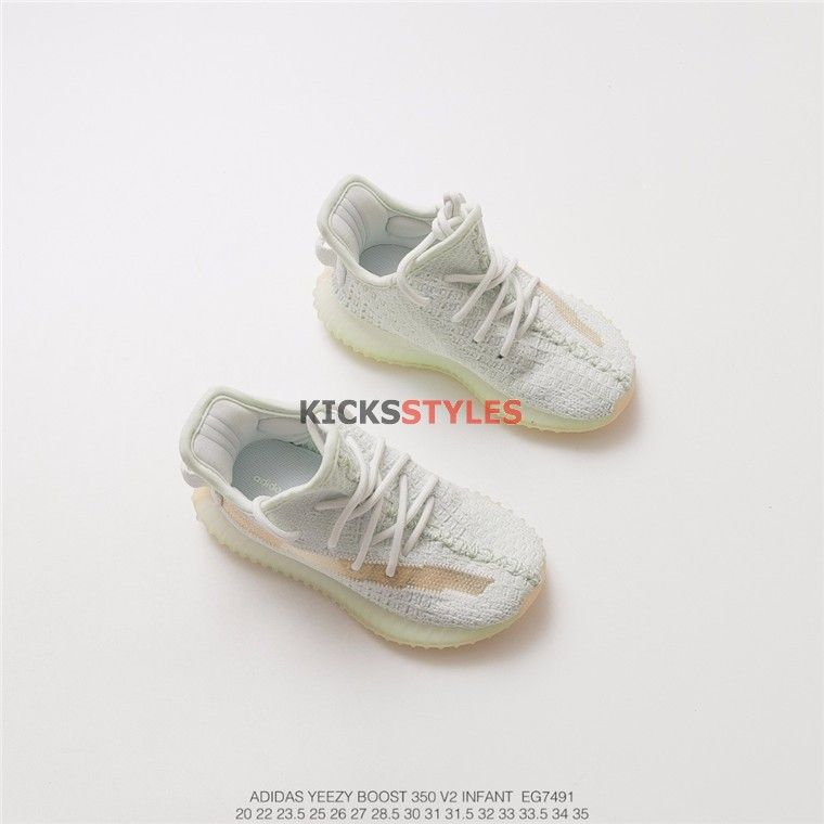 classic fit ad022 89d3c Yeezy Boost 350 V2 Hyperspace Infant Toddler Kids   Yeezys ...