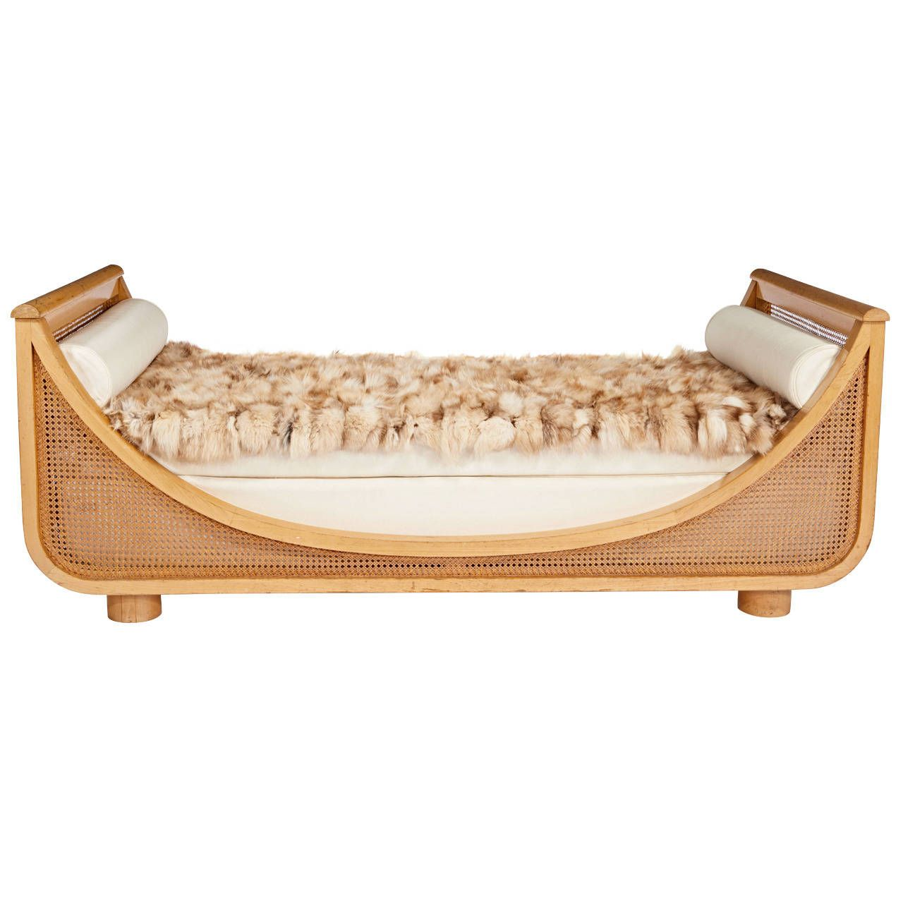 "Jean Royère ""Gondola"" Daybed in 2020 Unique bed design"