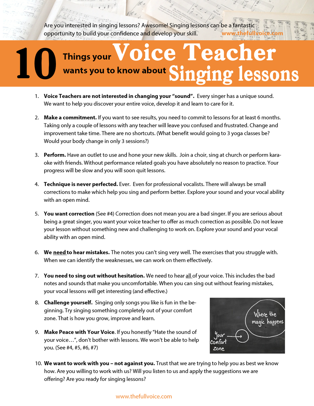 Pin by Kathy Yale on Voice | Vocal lessons, Singing lessons