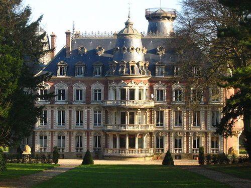 lacloserie chateau d etretat france castle. Black Bedroom Furniture Sets. Home Design Ideas
