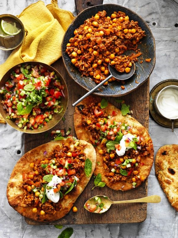 Beef Mince and chickpea curry | Recipe in 2020 | Curry ...