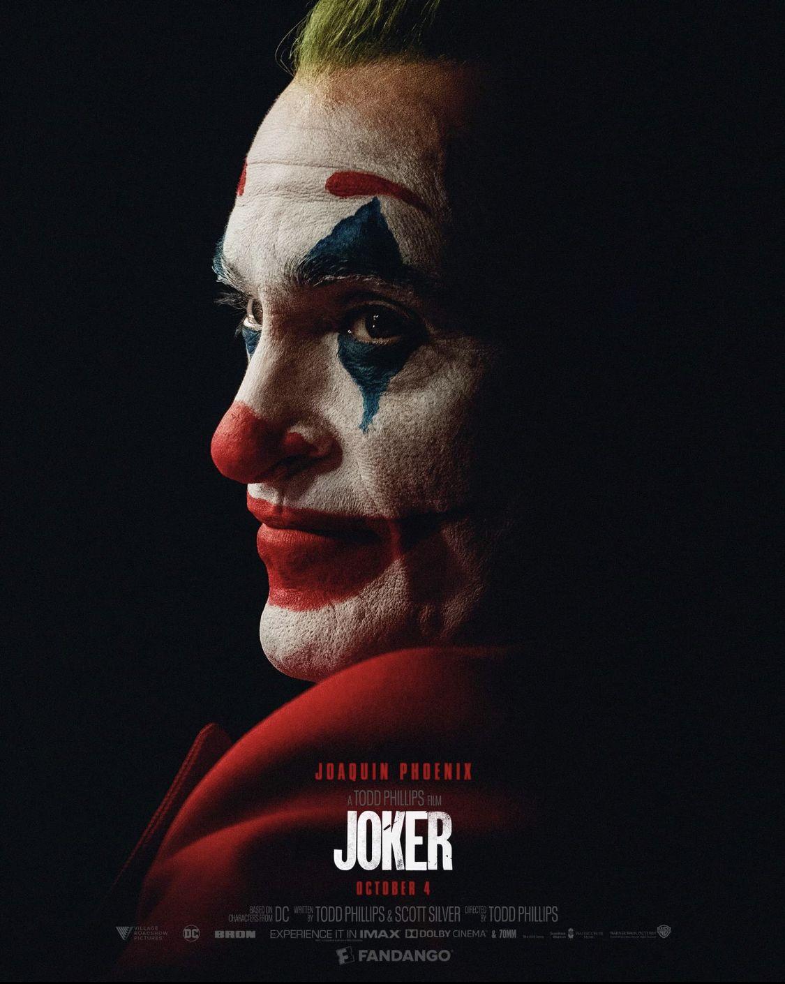 Las 3 caras del Joker.