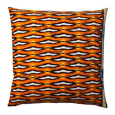 """NEW IKEA GLODANDE Cushion Cover - Orange 26"""" x 26"""" square - Cover only   https://t.co/v9UO3XhoEI https://t.co/OaoG5v4INq"""