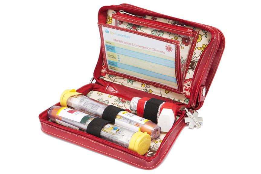 Benadryl Epipen Inhaler Case Epipen Epi Pen Epipen Carry Cases