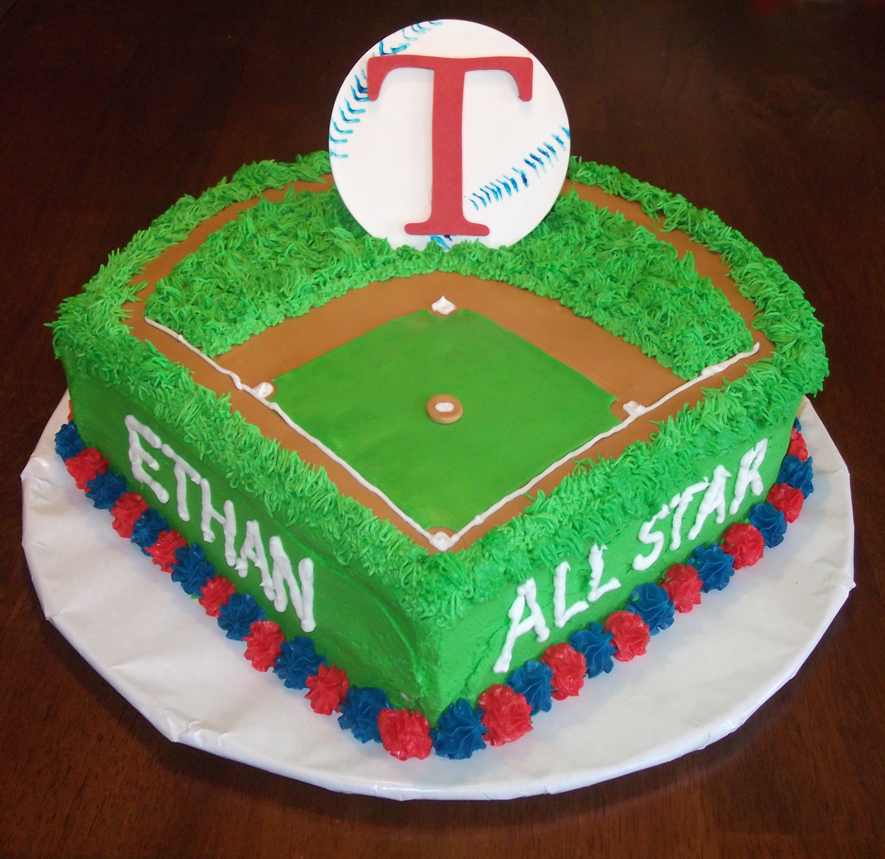 Baseball Cake A Ideas And Designs