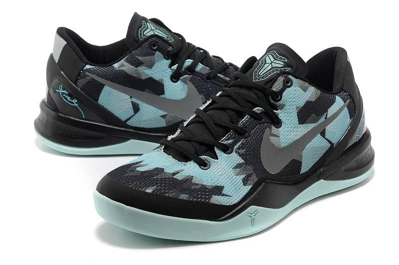 sale retailer ed3ff 7196b chirstmas sell Nike Kobe VIII (8) Black New Blue  Nike Kobe VIII (8)-6144   -  66.99   lebronxlows.net sale LeBron X LOW LeBron 9 Low Lebron 8 Low and  ...