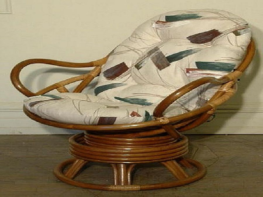 Find This Pin And More On Cushions For The Outdoor And Indoor. Vintage Wicker  Chair ...