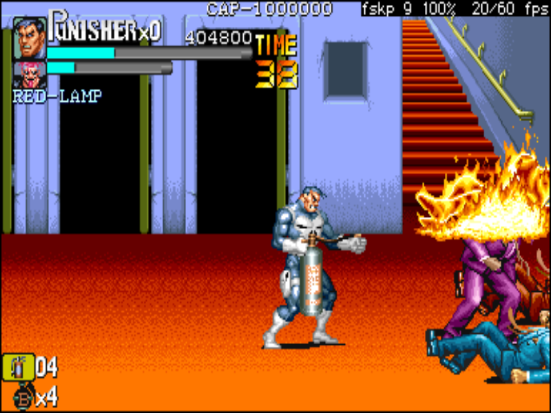 download free games the punisher and play in computer and android http