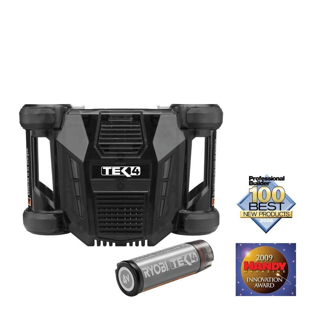RYOBI TEK 4 MPS RAPID CHARGER BONUS PACK -- See this great product.
