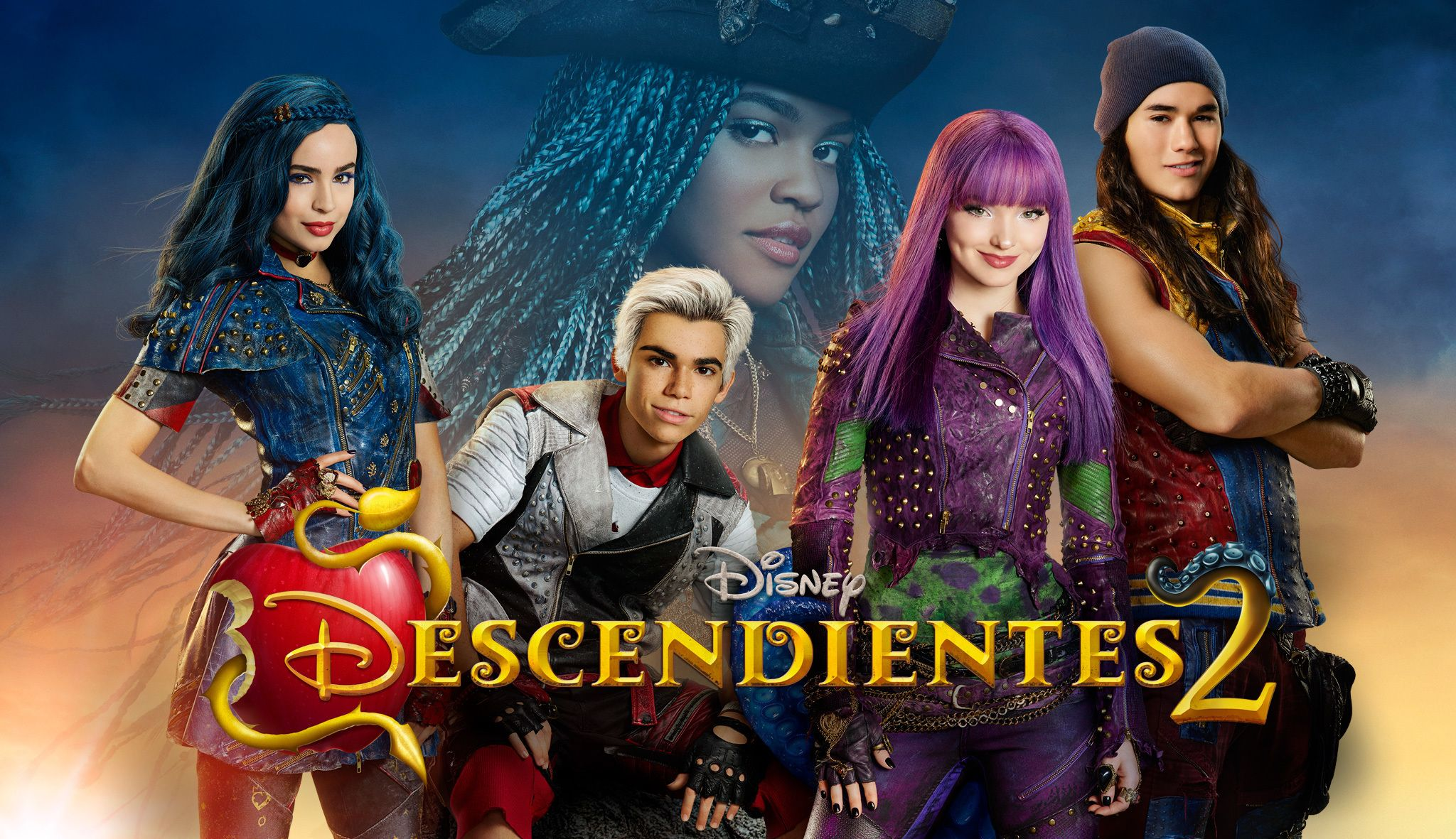 Dibujos Para Colorear De Los Descendientes Disney: Disney Channel Latinoamérica