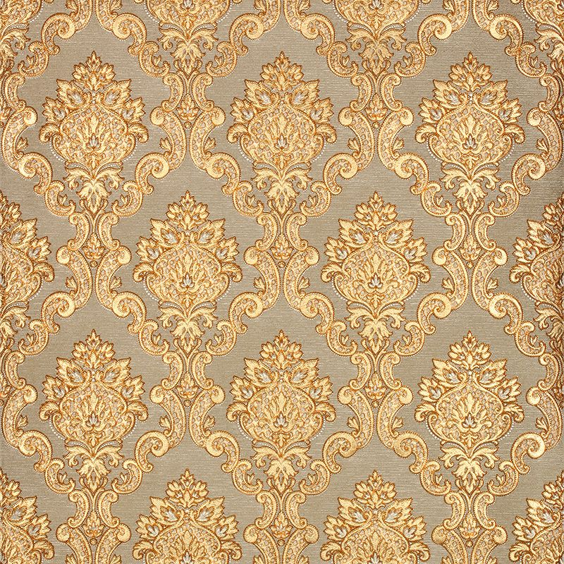 Find More Wallpapers Information About 3d Gold Luxury Wallpaper 3d Damascus Mural Wall Paper Roll Living Gold Luxury Wallpaper Gold Wallpaper Luxury Wallpaper
