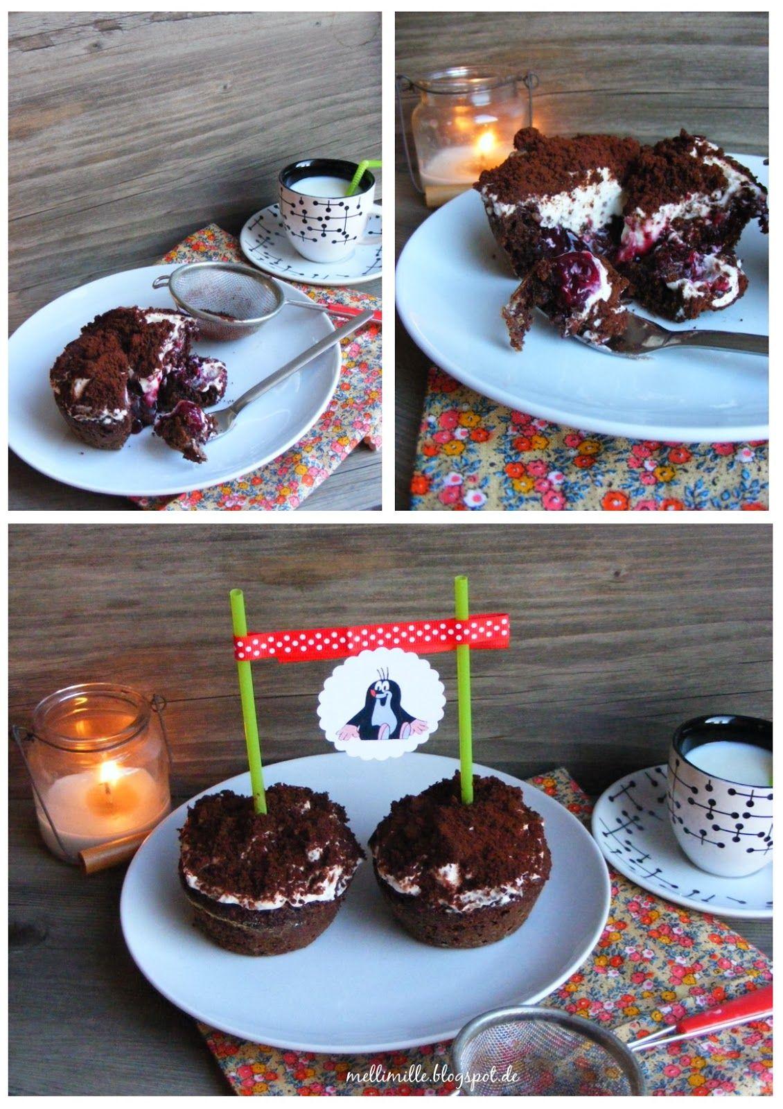 mellimille: Leckere Maulwurf-Muffins und ein Buch,das weiter wandern muss….