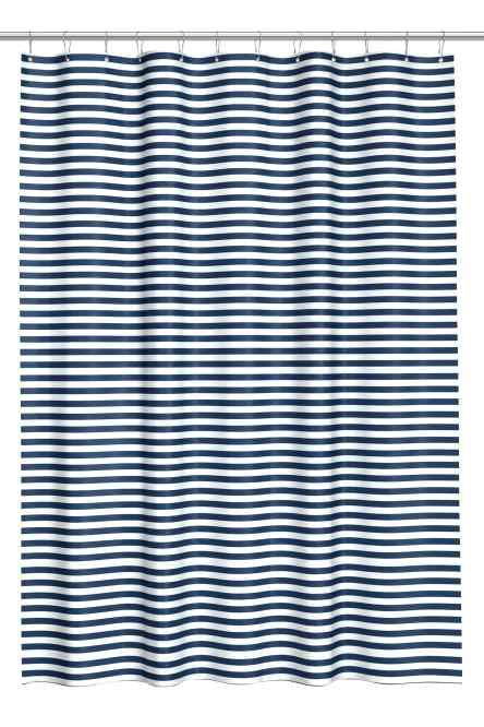 Pruhovany Sprchovy Zaves With Images Striped Shower Curtains