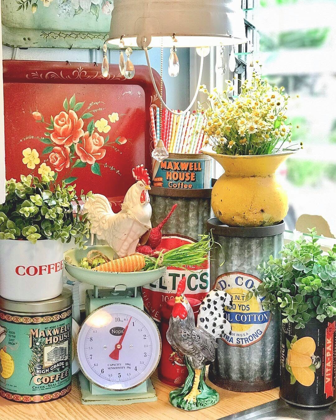 Granny pods kitchen grannypods Vintage kitchen de, 2020