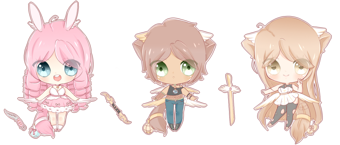 K.o.S Auction Batch [closed] by Nyxium Anime, Auction