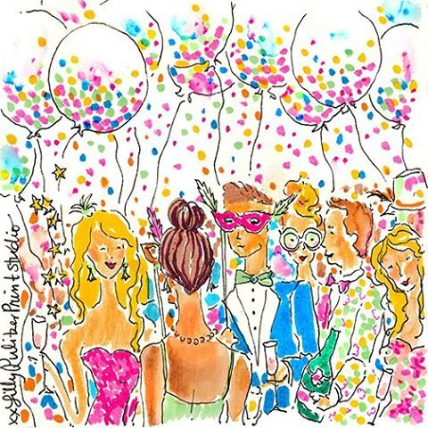 DON'T stop the partayyy - Both in stores and online. Link in profile to shop NOW. #Lilly5x5 #BuyMeLilly