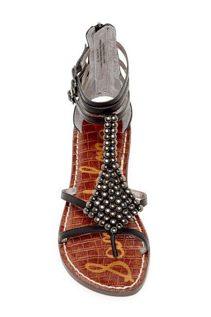 Image of Sam Edelman Ginger Beaded Gladiator Sandal