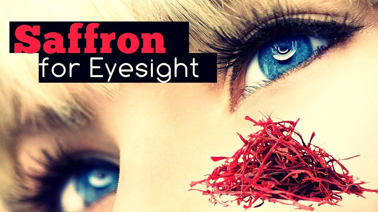 saffron for eyesight: benefits and how to use | saffron