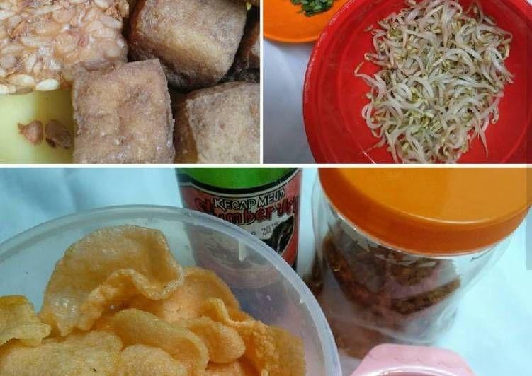 Resep Nasi Lengko Oleh Ummu Adam Resep Resep Masakan Masakan Cabai
